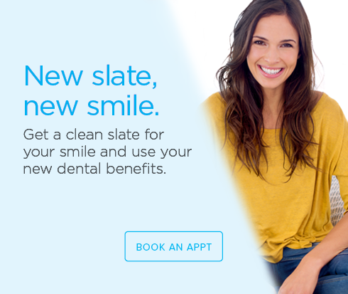 Lakewood Modern Dentistry - New Year, New Dental Benefits