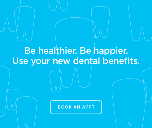 Be Heathier, Be Happier. Use your new dental benefits. - Lakewood Modern Dentistry