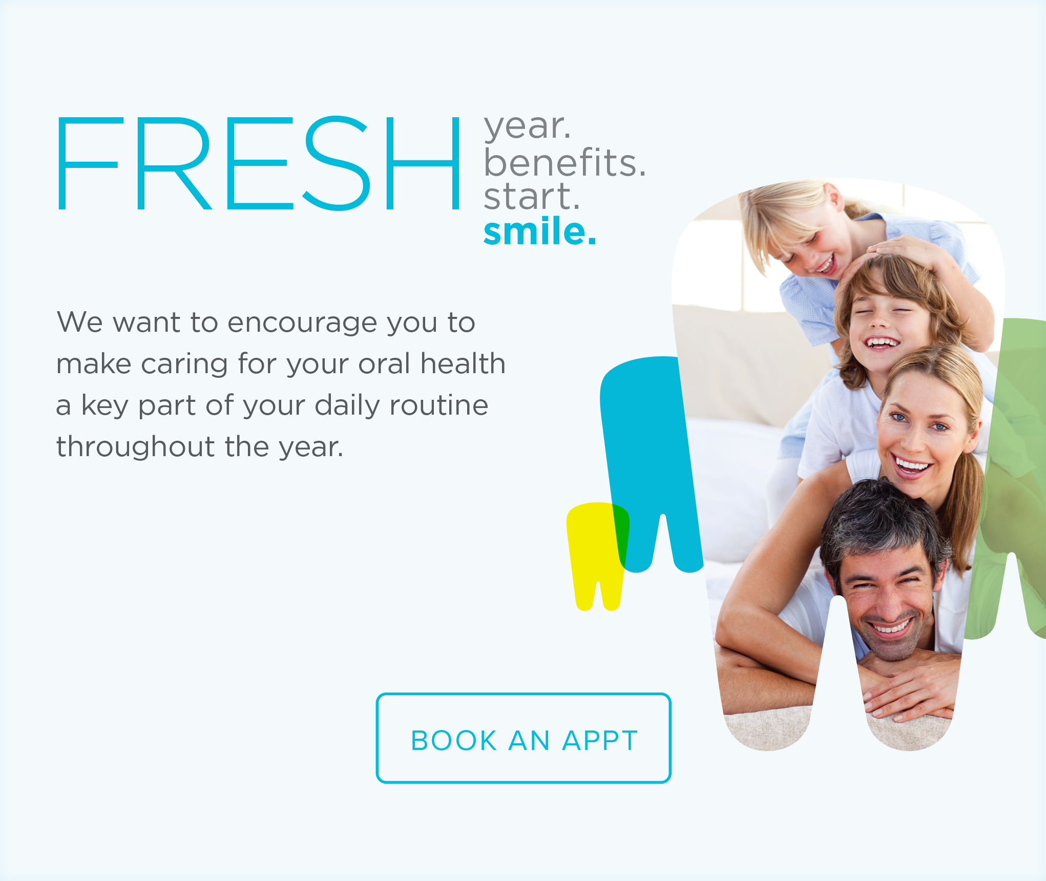 Lakewood Modern Dentistry - Make the Most of Your Benefits